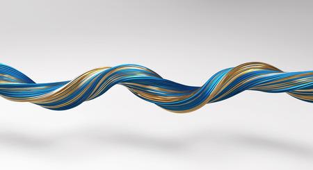 bundles: braided wire