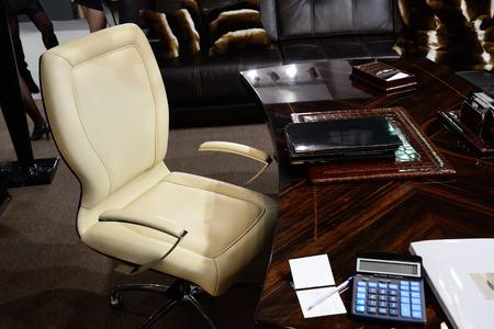 finance director: armchair boss