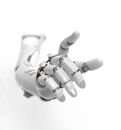 künstliche Hand