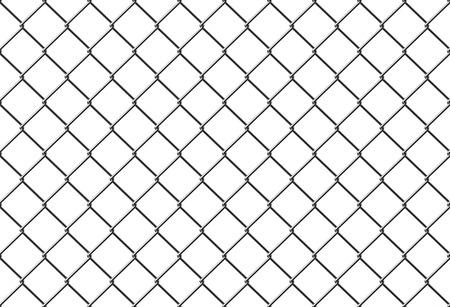 metal mesh: seamless metal mesh fence