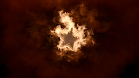star in the fire