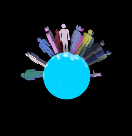 teamwork: teamwork around the world,