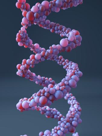 spiral molecular structure