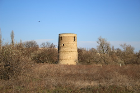 The tower was built in the time of Duke Vytautas (XIV c.)