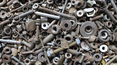 Nuts and bolts screws and washers
