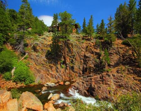 eagle falls: Eagle Falls, Lake Tahoe