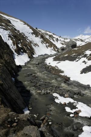 스페인어 피레네 산맥, 테나 밸리 스톡 콘텐츠 - 22781895