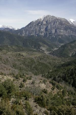 ordesa: Ordesa National Park, Spain