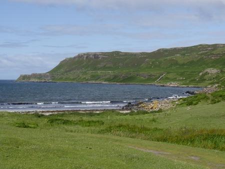 mull: Calgary Bay, Isle of Mull, Scotland, July 2015