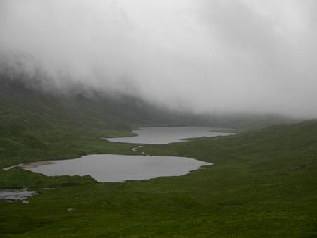 mull: Loch Airdeglais, Isle of Mull, Scotland, July 2015