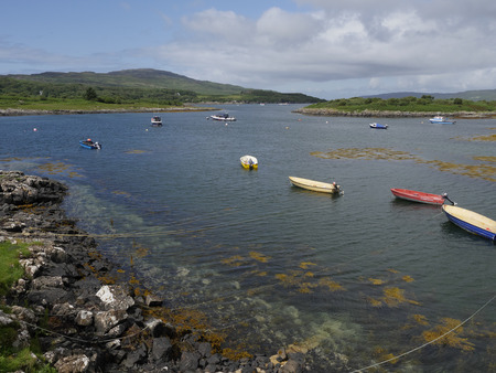 mull: Loch Tuath, Isle of Mull, Scotland, July 2015