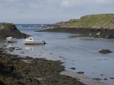 mull: Croig estuary, Isle of Mull, Scotland, July 2015 Stock Photo