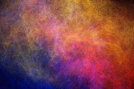 cosmic: Cosmic colorful dust shining
