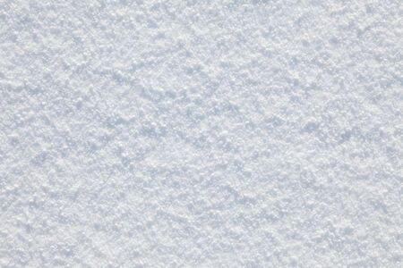 White smooth snow textured background
