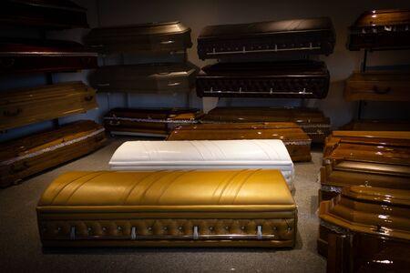 Funeral Home 免版税图像