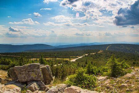 Green Nature Landscape Imagens