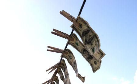 Money Laundering photo