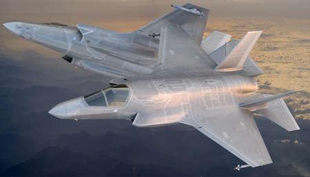 Lockheed Martin F-35 Standard-Bild - 159781802