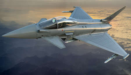 Eurofighter Typhoon is the world's most advanced swing-role combat aircraft providing simultaneously deployable Air-to-Air and Air-to-Surface capabilities.