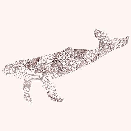 baleine: le style baleine Patterned.
