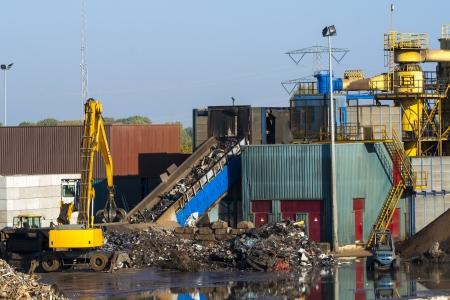 metal recycling Фото со стока