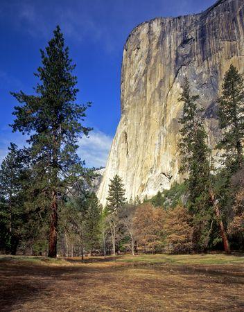 El Capitan in Yosemite National Park, California. Stock Photo - 767073