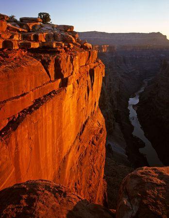The Toroweap View of the Grand Canyon, Grand Canyon National Park, Arizona.