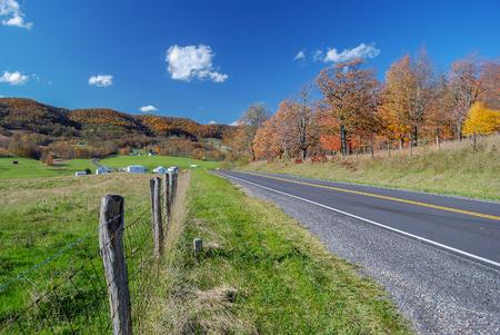 Backroads of Highland County, Virginia