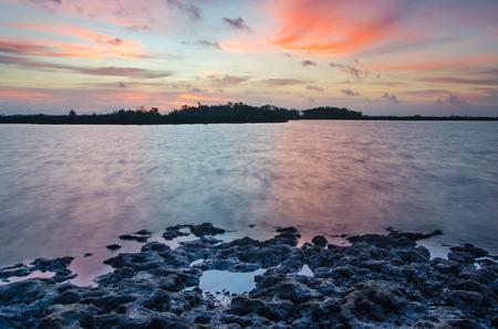 Salt River Sunrise Imagens