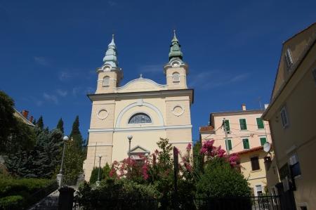 abbazia: Opatija - Chiesa