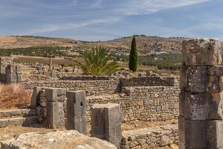 Roman Ruins in Morocco