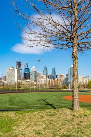 Ball Park in Philadephia