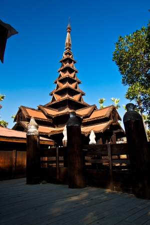 Bagaya Monastery - Inwa - Mandalay