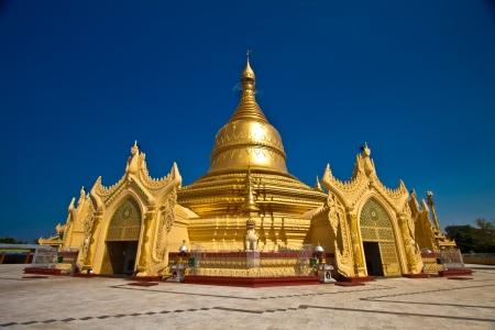 Maha Wizara Pagode - Maha Wizara Pagoda - Yangon
