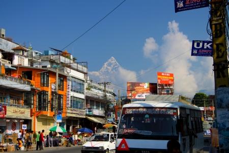 asien: Pokhara - Nepal