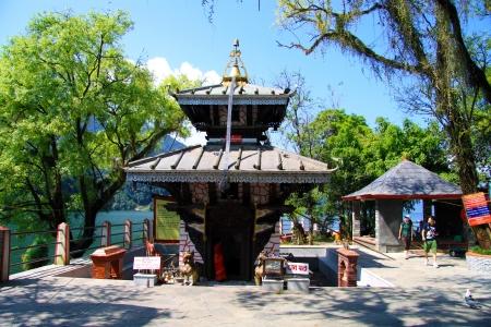 pokhara: Bindhyabasini Temple - Pokhara - Nepal