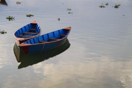 pokhara: Pewa Lake - Pokhara - Nepal