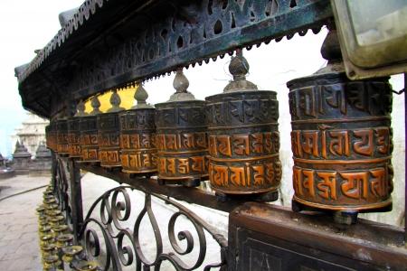 kathmandu: Swayambhunath Stupa - Kathmandu - Nepal