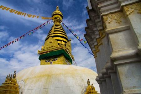 Swayambhunath Stupa - Kathmandu - Nepal