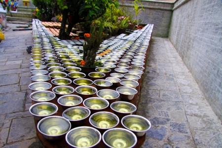 buddhismus: Bodnath Stupa - Kathmandu