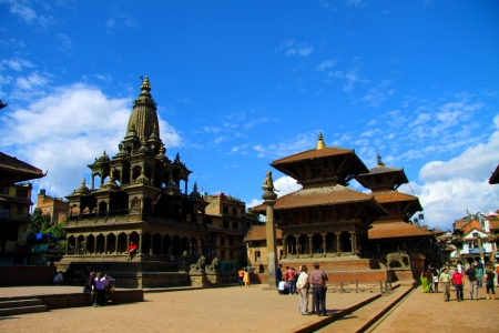 Patan Durbar Square - Kathmandu