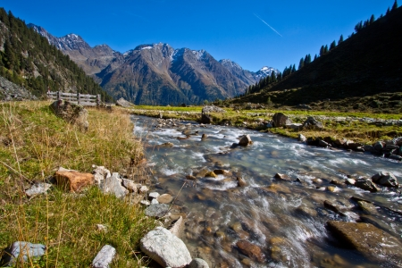 moos: High moss - Stubai Valley - Hohes Moos - Stubaital