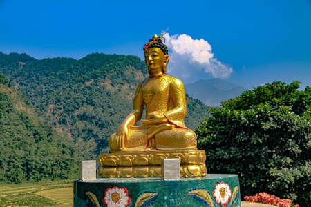 Manakamana Temple Buddha