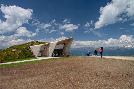 Mountain Messner Museum Kronplatz Editorial