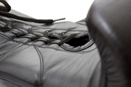 Boxing Glove Laces photo