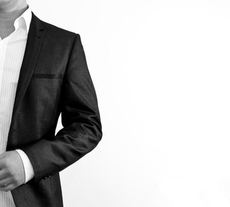 Man In Suit photo