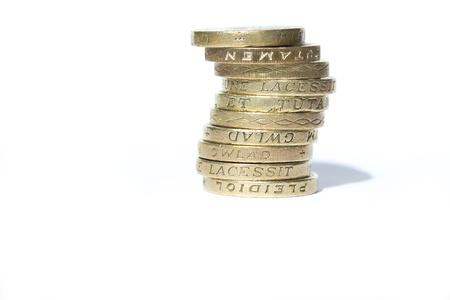 pound coins: British Pound Coins