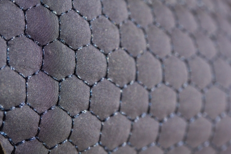 padded: Abstract Fabric Texture