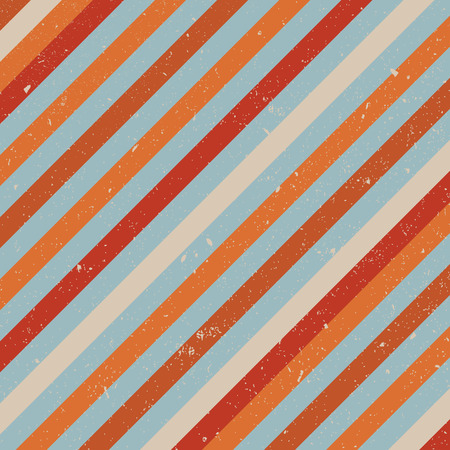 grunge pattern: A diagonally striped vector grunge pattern background Illustration