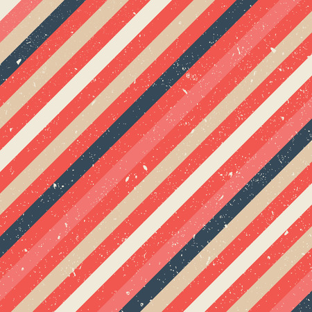 diagonally: A diagonally striped vector grunge pattern background Illustration